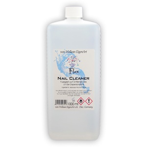 Nail Cleaner Isopropanol - Nagelreiniger Entfetter, 1 LITRE, 1000ml (NCL-1000)