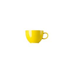 Thomas Porzellan Tasse Sunny Day Neon Yellow Tee-/Kombi-Obertasse (1-tlg)