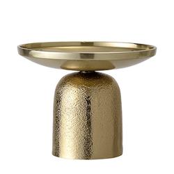 Bloomingville Kerzenhalter Aluminium goldig