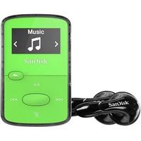 SanDisk Clip Jam New 8GB Green SDMX26-008G-E46G