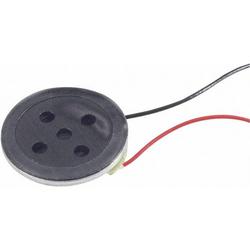 LSF-15M/S, 8 OHM, 0.8W Miniatur Lautsprecher Geräusch-Entwicklung: 85 dB 0.500W 1St.