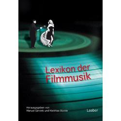 Lexikon der Filmmusik als Buch von