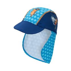 Playshoes Sonnenhut PLAYSHOES Mütze MAUS mit UV Schutz 50+ 49