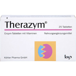 THERAZYM Tabletten 25 St.