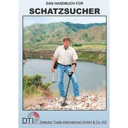 Garrett Handbuch für Schatzsucher 978-3-937-03406-5