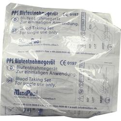 PPS Blutentnahmegerät 1,5 mm 10 St