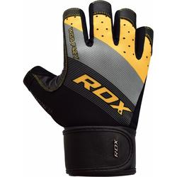 RDX F42 Training Handschuhe (Größe: S, Farbe: Gelb)