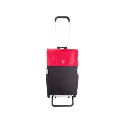 Andersen Einkaufstrolley Hera, 44.35 l rot