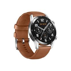 HUAWEI Watch GT 2 Classic Edition Smartwatch braun, silber