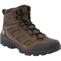 Jack Wolfskin Vojo 3 Texapore MID M Outdoorschuhe, Brown/Phantom, 49