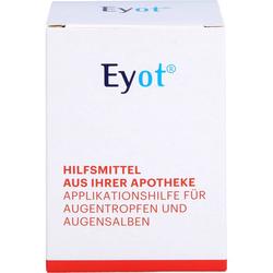 EYOT Tropfhilfe f.Augentropfen/-salben 1 St.
