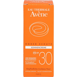 AVENE SunSitive Sonnencreme SPF 30 50 ml