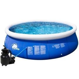 Steinbach Speed-Up Pool Set 366 x 84 cm inkl. Sandfilter