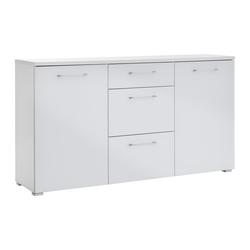 Vito Sideboard 6015 in weiß, 2-türig