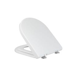 relaxdays Kinder-WC-Sitz Klobrille mit Kindersitz D-Form