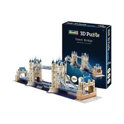 Revell® 3D-Puzzle 3D-Puzzle Tower Bridge, Puzzleteile