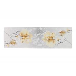 Tischläufer GINA gelb (BL 40x140 cm) Gözze
