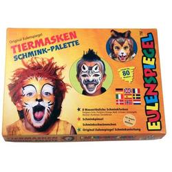 Eulenspiegel 208038 Tiermasken Schmink-Palette 208038