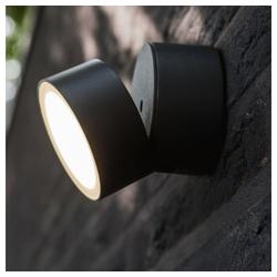 Lutec LED Außen-Wandleuchte Trumpet XL 90° schwenkbare LED