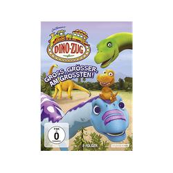 Dino-Zug - Gross, grösser, am grössten DVD