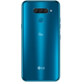 LG Q60 blau