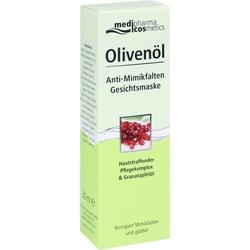 OLIVENÖL ANTI-Mimikfalten Gesichtsmaske 30 ml