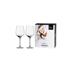 Eisch Rotweinglas Superior SensisPlus Rotweinglas 2er Set (2-tlg)