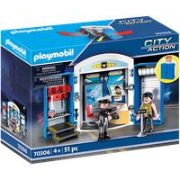 Playmobil City Action Spielbox In der Polizeistation 70306
