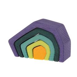 GRIMM´S Spiel und Holz Design Lernspielzeug, Kleine Erde