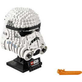 Lego Star Wars Stormtrooper Helm 75276