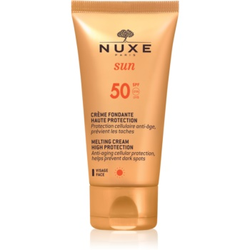 Nuxe Sun Sonnencreme fürs Gesicht SPF 50 50 ml