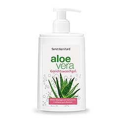 Aloe-Vera-Gesichtswaschgel