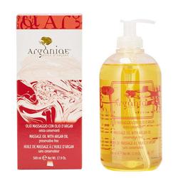 Arganiae Massage Oil with Argan Oil 500 ml