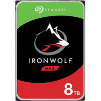 Seagate IronWolf 8TB (ST8000VN004)