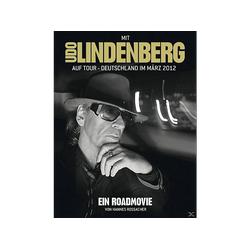 Udo Lindenberg - MIT UDO LINDENBERG AUF TOUR-DEUTSCHLAND IM MÄRZ 12 (DVD + CD)
