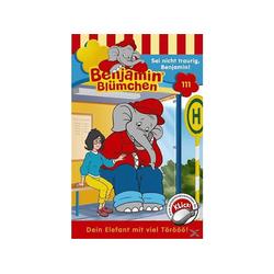 Benjamin Blümchen 111: Sei nicht traurig, Benjamin! - (MC)