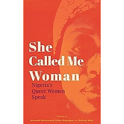 She Called Me Woman