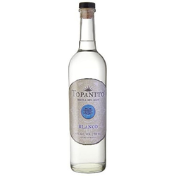 Topanito Blanco Tequila 0,7L (40% Vol.)