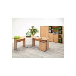 Lomadox Büromöbel-Set, (Spar-Set, 9-tlg)