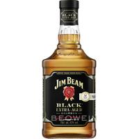 Jim Beam Black Extra-Aged Bourbon 43% vol 0,7 l