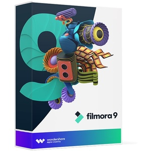 Wondershare Filmora 9 Vollversion Win/MAC Download