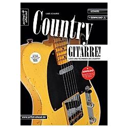 Country-Gitarre!. Lars Schurse  - Buch