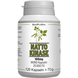 Nattokinase 100 mg Mono 20.000 FU