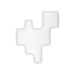 Kundalini Pixel Wandleuchte