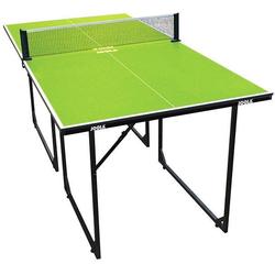Joola Mini-Tischtennisplatte Midsize (2-tlg), Das Netz ist im Lieferumfang enthalten grün