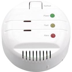 Olymp 5997 Kohlenmonoxid-Melder batteriebetrieben detektiert Kohlenmonoxid