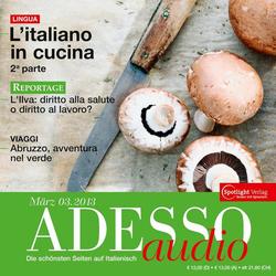 Italienisch lernen Audio - Kochen auf Italienisch 2
