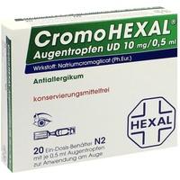Hexal CROMOHEXAL UD EDP 0,5 ml Augentropfen