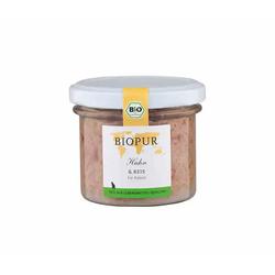 BIOPUR Bio Huhn & Reis für Katzen