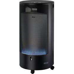 ROWI Gasheizung HGO 4200/2 BFT Pure Premium Eco Smart, 4,2 kW mit Thermostat schwarz